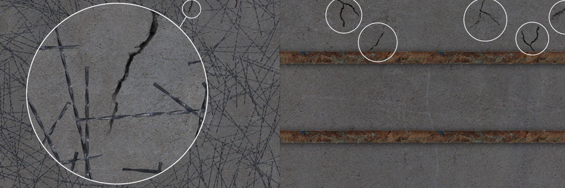 Rebar Isn't All That It's Cracked up to Be - Exploring the Leading Alternative in Concrete Reinforcement - Helix Steel - Banner