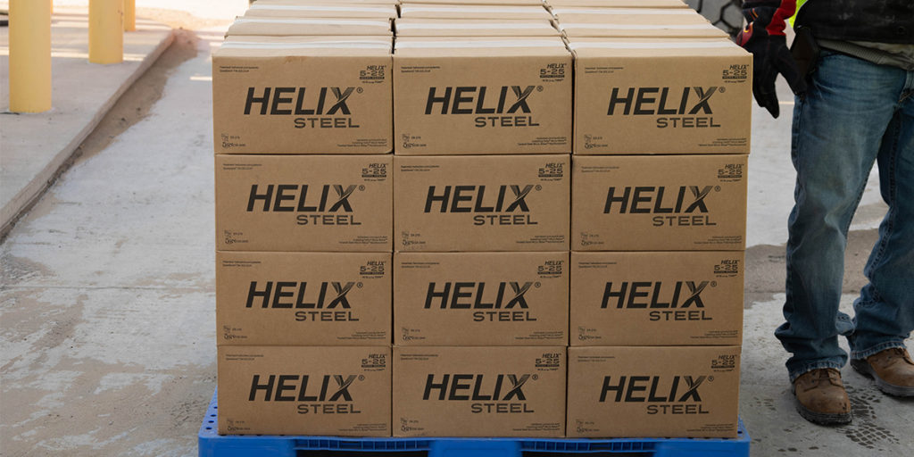 Helix Steel - Proud to Support American Manufacturing - Helix Steel