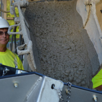 Consistency is Key For Ready-Mix Concrete Supplier - Helix Steel - Featured Image