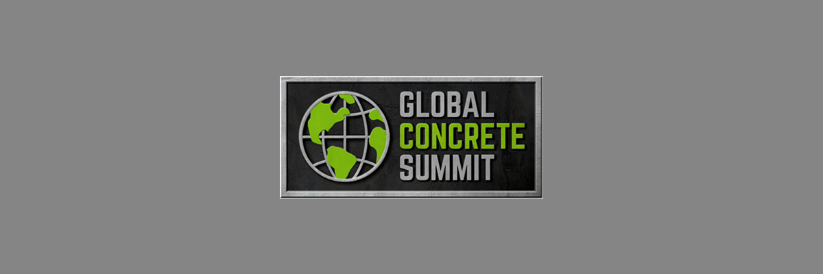 Proud to be a Silver Sponsor of the 2021 Global Concrete Summit - Helix Steel - Banner