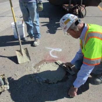 Helix Micro Rebar Concrete Reinforcement Ranked as Top Highway Repair Material - Helix Steel - Featured Image